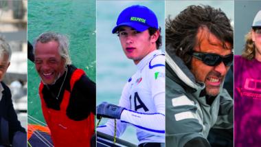 Velista dell'Anno, ecco chi sono i cinque candidati finalisti